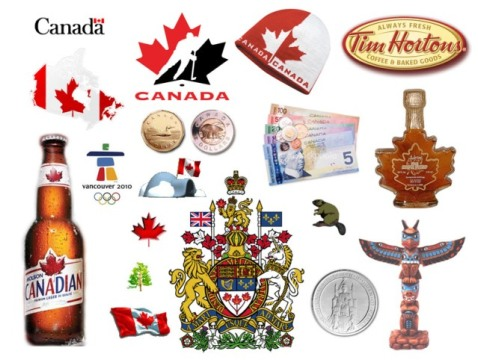 Made In Canada. Source: swanparadise.com.