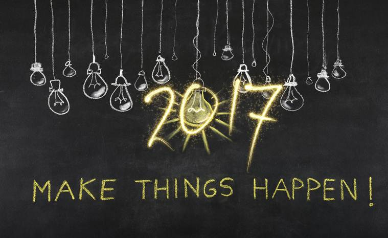 Happy 2017! Let's Make This Our Best Year Ever – The Urban Gazelle